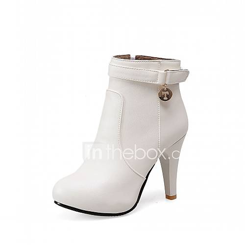 Women's Shoes Synthetic / Patent Leather / Leatherette Spring / Summer / Fall Heels /  Office  Career / Party