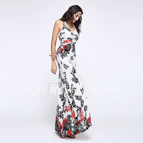 halter-lycra-maxi-vrouwen-jurk-mouwloos