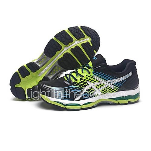 ASICS GEL-NIMBUS 17 Tênis de Corrida Homens Anti-Escorregar / Almofadado / Anti-desgaste / Respirável Tecido BorrachaCorrer / Esportes
