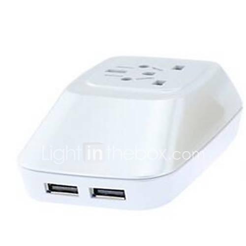 mw-cabeada-others-multi-function-plug-converter-dual-usb-converter-plug-branco-azul-dourada