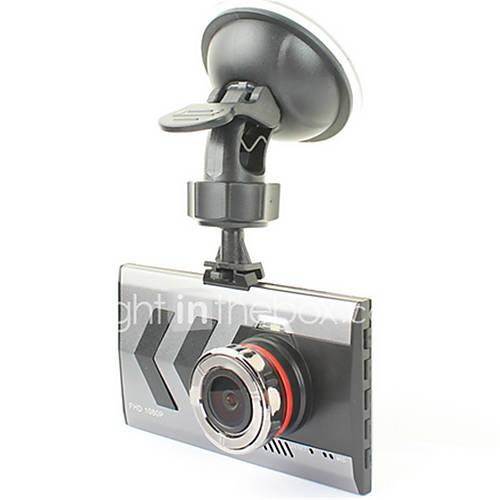 bil kamera video svart