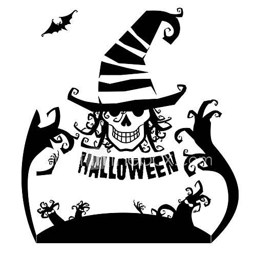Halloween Stickers Decals Halloween Clown Face Stickers