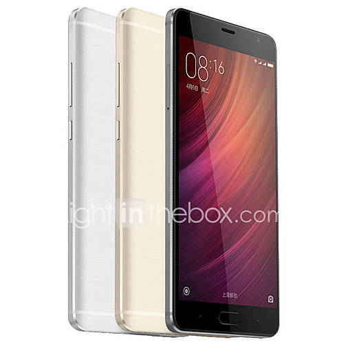 Redmi Pro 2.5D 5.5 '' MIUI Smartphone 4G (SIM Dual Deca Core 13 MP 3GB  32 GB Gris / Oro / Plata) Descuento en Lightinthebox