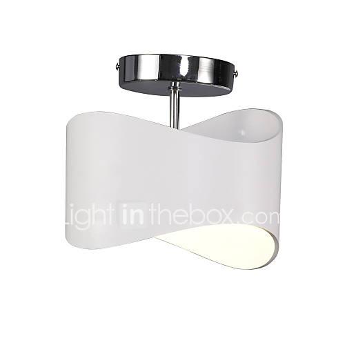 flush mount 9w led light 4000k modern contemporary mini
