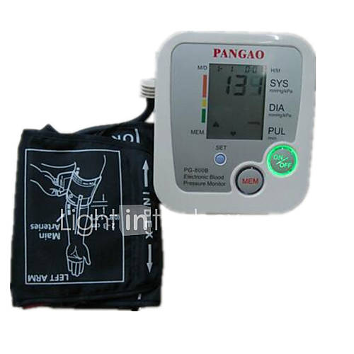 pangao-sem-fio-others-meter-electronic-sphygmomanometer-household-automatic-upper-arm-type-sphygmomanometer-blood-pressure-table
