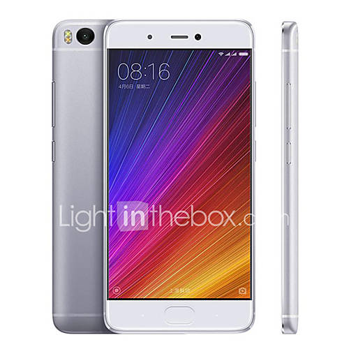 pre sale Xiaomi 5s 3 GB de RAM 64 GB ROM boca de dragón 821 de doble sim cámara de 12MP PDAF huella digital de ultrasonidos solamente Descuento en Lightinthebox