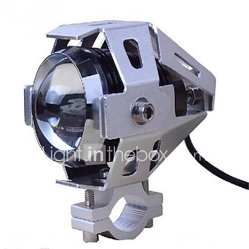 Motorcycle LED Lights U5 30W 12V Laser Cannon Transformers Electric Car Conversion LED Headlight Lamp Headlight