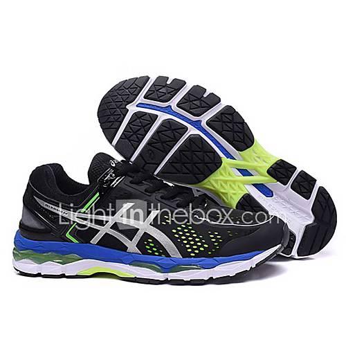 ASICS GEL-KAYANO 22 Tênis de Corrida Homens Anti-Escorregar / Anti-Shake / Respirável / Vestível Tecido EVACorrer / Equitação / Esportes