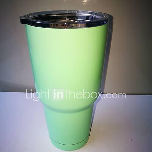 Vasos de Vino / Tazas de Viaje 1 Acero inoxidable, - Alta calidad Descuento en Lightinthebox