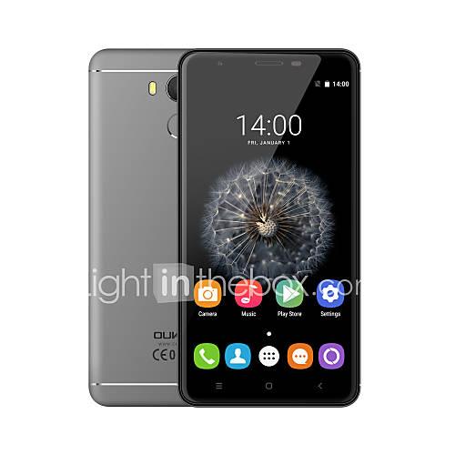 OUKITEL U15 PRO 5.5 '' Android 6.0 Teléfono móvil ( SIM Dual Octa Core 16MP 3GB  32 GB Gris / Oro / Rosáceo ) Descuento en Lightinthebox