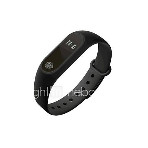 m2 calorías pulsera inteligente / podómetros / / deportes / / pantalla táctil quemado registro de ejercicio monitor de frecuencia cardíaca Descuento en Lightinthebox