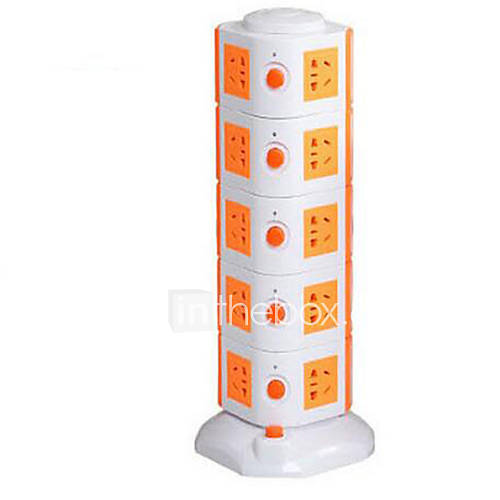 others-cabeada-others-power-strip-board-anti-surge-plug-in-board-household-appliances-outlet-rosa-cinzento-roxa-laranja