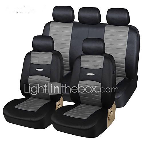 AUTOYOUTH 11pcs Set Fashion Car Seat Covers Universal