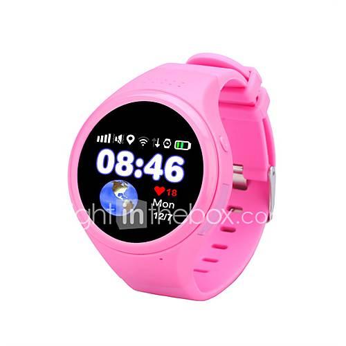 t88 inteligente niños del reloj de GSM GPRS GPS localizador niño perseguidor anti-perdida niño guardia SmartWatch para iOS Android