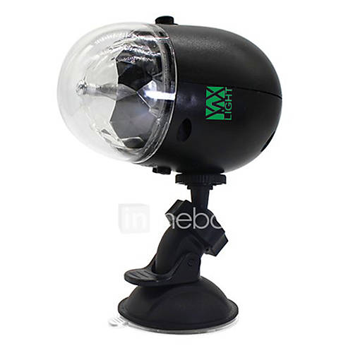 Ywxlight Led 7 Pattern Colorful Car Disco Dj Effect Stage