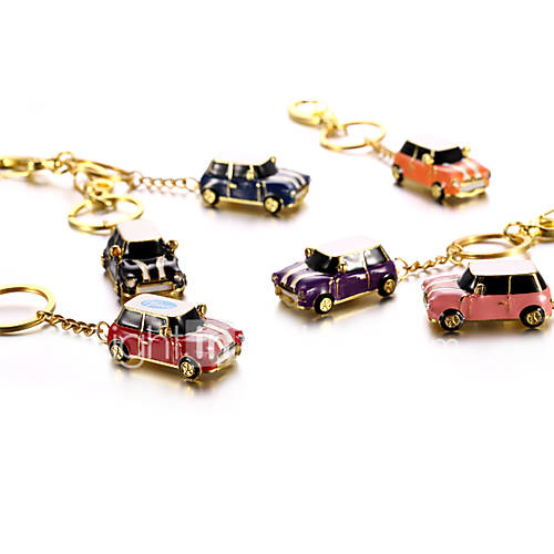 carro-de-metal-cristal-com-chaveiro-usb-20-flash-de-16gb-de-disco-u-pendrive