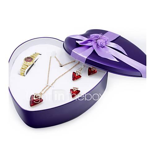 Mujer Reloj Pulsera Cuarzo Brillante Aleación Banda Casual Dorado Marca Descuento en Lightinthebox