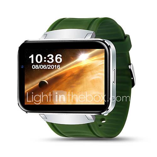 SmartWatch con wifi, 3g, control de la cámara Bluetooth3.0, control de mensajes, control de los medios de comunicación para android Descuento en Lightinthebox