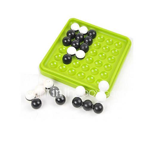 jogo-de-tabuleiro-brinquedo-educativo-jogos-de-labirinto-logica-jogos-quebra-cabecas-brinquedos-circular-quadrangular-abs-ciano