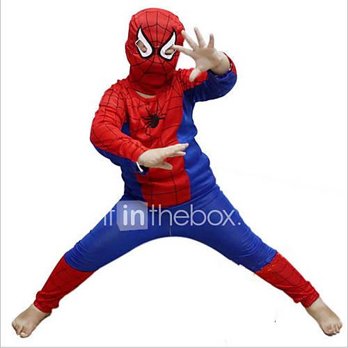 decoracao festa glow:Spider-Man Halloween Costumes