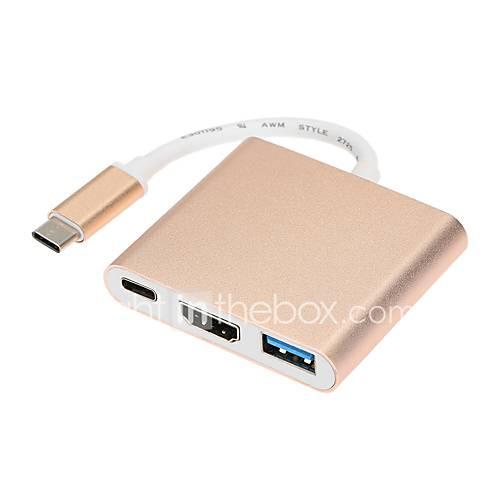 usb-31-tipo-c-para-hdtv-hdmi-usb-30-tipo-de-cabo-adaptador-c-conversor-para-novo-macbook-pixels-chromebook-12-polegadas-e-mais