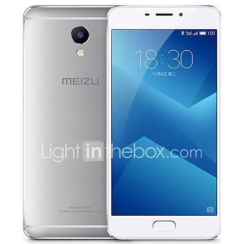 MEIZU M5 Note 5.5 '' flyme OS Smartphone 4G (SIM Dual Octa Core 13 MP 3GB  32 GB Plata) Descuento en Lightinthebox