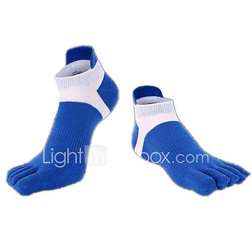 Five-finger Socks Cotton Breathable Five Toe Socks Men Socks Sports Men Socks Toe Socks 1 Pair