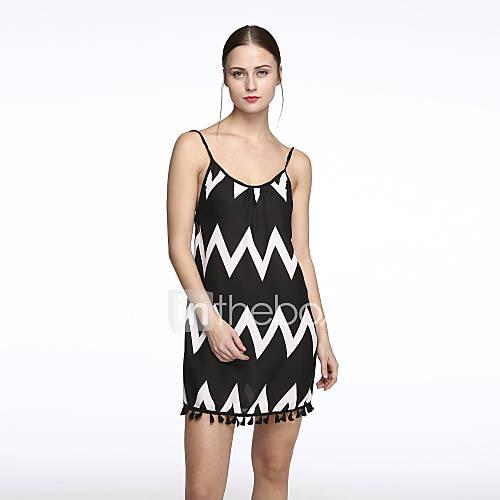 bandje-polyester-blote-rug-mini-vrouwen-jurk-mouwloos