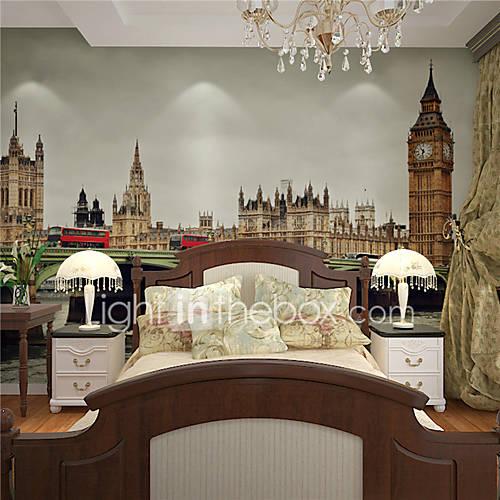 Jammory xl xxl 3xl art deco wallpapercanvas stereoscopic for Art deco wallpaper mural