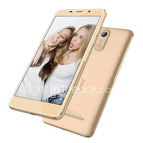Pre Sale LEAGOO M8 5.5 '' Android 6.0 Smartphone 3G (SIM Dual Quad Core 13 MP 2GB  16 GB Negro Oro) Descuento en Lightinthebox