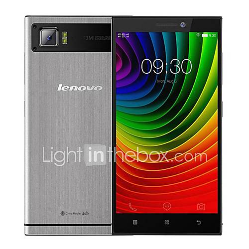 LENOVO  Z2 5.5 '' Android 4.4 Smartphone 4G ( SIM Dual Quad Core 13 MP 2GB  32 GB Gris ) Descuento en Lightinthebox
