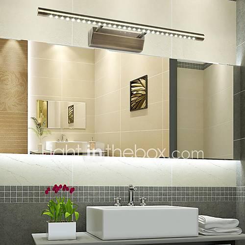 Eclairage de salle de bains moderne contemporain led for Eclairage salle de bain