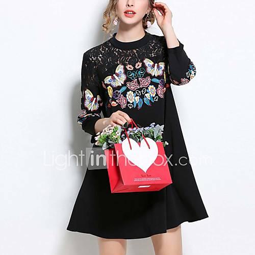 dames-casual-dagelijks-nette-schoenen-grote-maten-vintage-eenvoudig-schattig-ruimvallend-schede-jurk-bloemen-ronde-hals-boven-de-knie