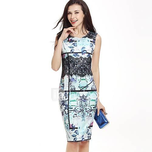 feminino-tubinho-vestido-trabalho-casual-formal-tematica-asiatica-sofisticado-floral-estampa-colorida-decote-redondo-altura-dos-joelhos