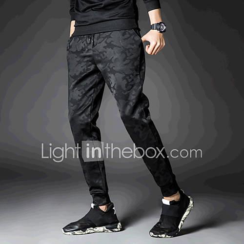 heren-slank-chinos-zwaar-katoen-broek-geruit-casual-dagelijks-sportief-eenvoudig-actief-medium-taille-trekkoord-katoen-micro-elastisch