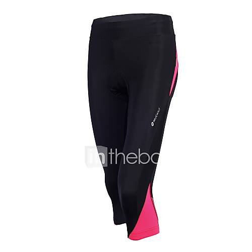 Nuckily Cycling 3/4 Tights Women's Bike 3/4 Tights Bottoms Bike Wear Breathable Comfortable Classic Exercise  Fitness Cycling / Bike