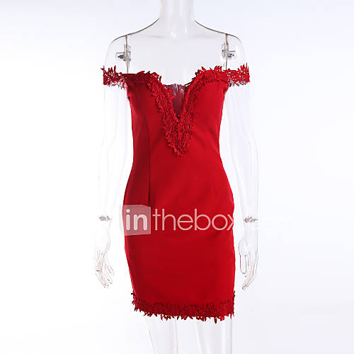 dames-casual-dagelijks-eenvoudig-schede-jurk-effen-boothals-boven-de-knie-mouwloos-katoen-lente-zomer-medium-taille-inelastisch-medium