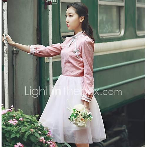 assinar-novo-retro-original-cheongsam-melhor-jacquard-costura-puff-gaze-tutu-vestido