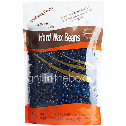New Arrival 1 bag Chamomile Flavor No Strip Depilatory Hot Film Hard Wax Pellet Waxing Bikini Hair Removal Bean
