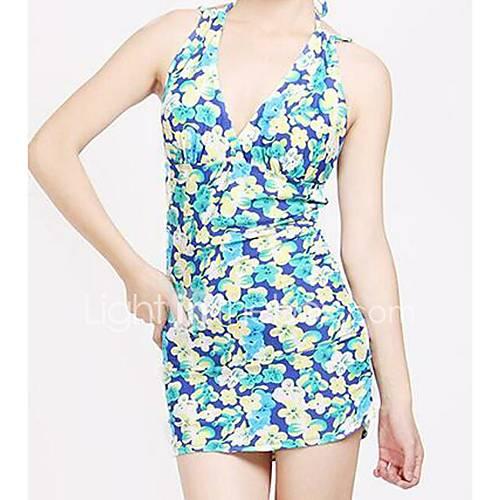 mulheres-biquini-floral-com-laco-nadador-algodao-esponja-mulheres