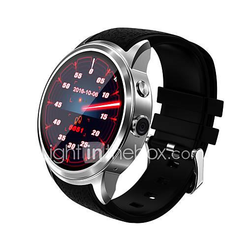 impermeable WIF Internet GPS de posicionamiento llamada 3G 5.1 quad core 8g relojes inteligentes wompatible con ios android