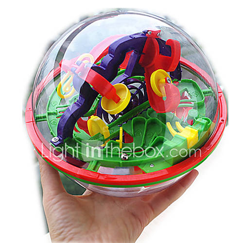 Board Game Balls Maze  Sequential Puzzles Maze Science  Discovery Toys Toys Circular 3D Not Specified Pieces