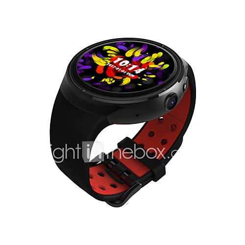 lemfo les multifunción pulsera inteligente / reloj inteligente / bluetooth 4.0 mtk6580 1,3 GHz de cuatro núcleos de 1 GB / 16 GB de