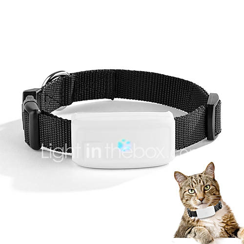 Draadloos GSM / GPRS / GPS Strap Tracker for Pet