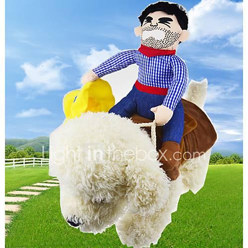 cachorro-fantasias-roupas-para-caes-fofo-fantasias-vaqueiro-desenhos-animados-azul-ocasioes-especiais-para-animais-de-estimacao