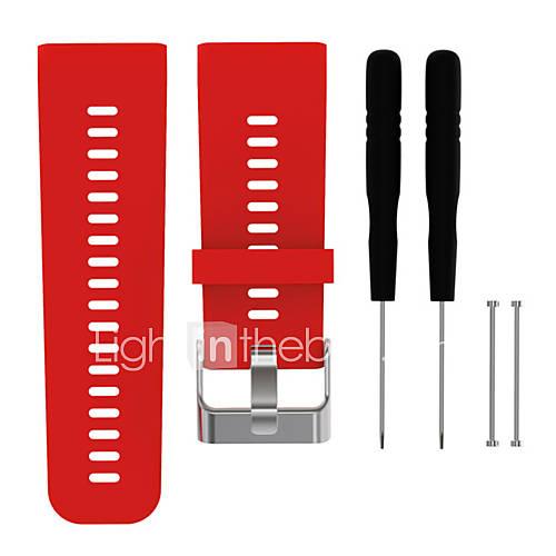 Watch Band for Vivoactive HR Garmin Sport Band Silicone Wrist Strap