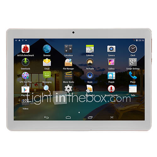 Jumper 10.1 Inch Android Tablet ( Android 5.1 1280 x 800 Quad Core 1GB16GB )