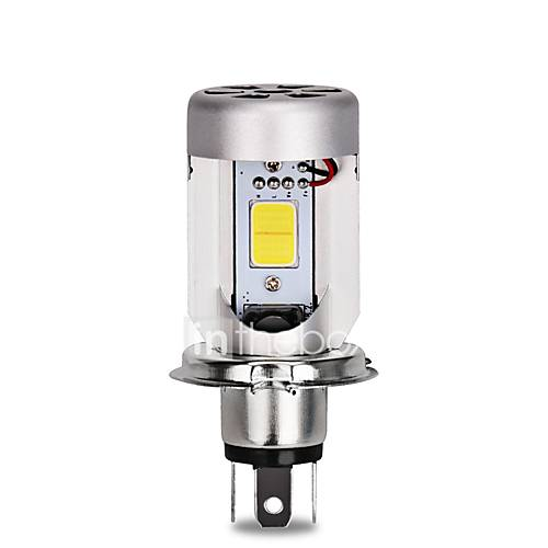 Genuine Quality Motorcycle LED Headlight Kit H4 LED Headlight Bulb(1BOX)
