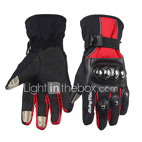 Pro-Biker HX-04 Protective Motorcycle Gloves Winter Warm Waterproof Windproof Sports Racing Accessories guantes moto motorbike