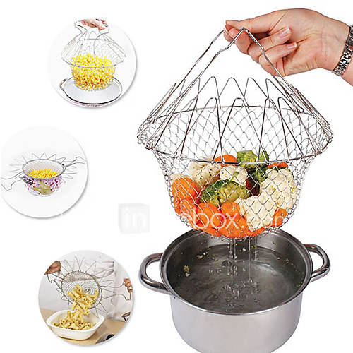 Stainless Steel New Arrival Cooking Utensils Colanders  Strainers